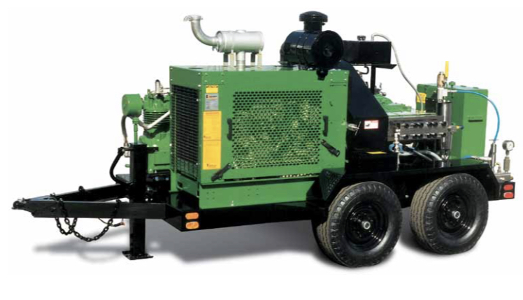 HP/UHP Water Blasters