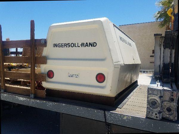 Sandblast Truck and Equipment