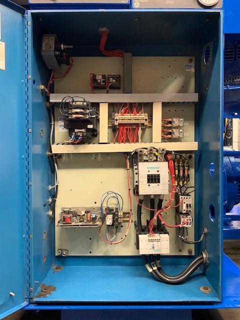 Quincy 100 HP Screw Compressor Unit 1311