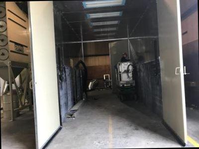 Clemco Blast Room