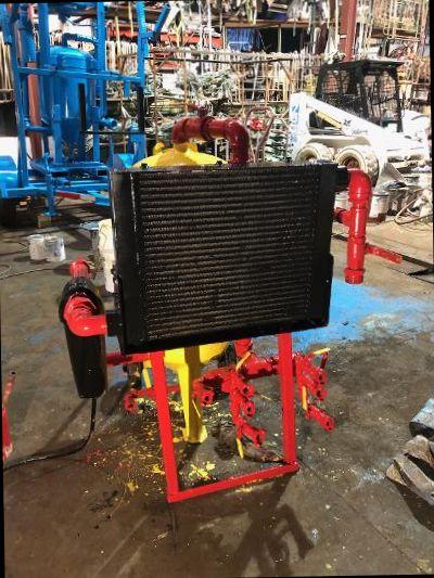 600cfm desicant dryer and aftercooler