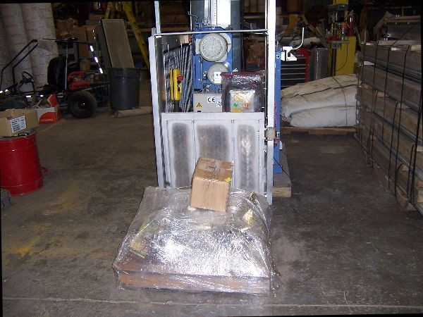 GEDA MH 660 Rack & Pinion Material Hoist