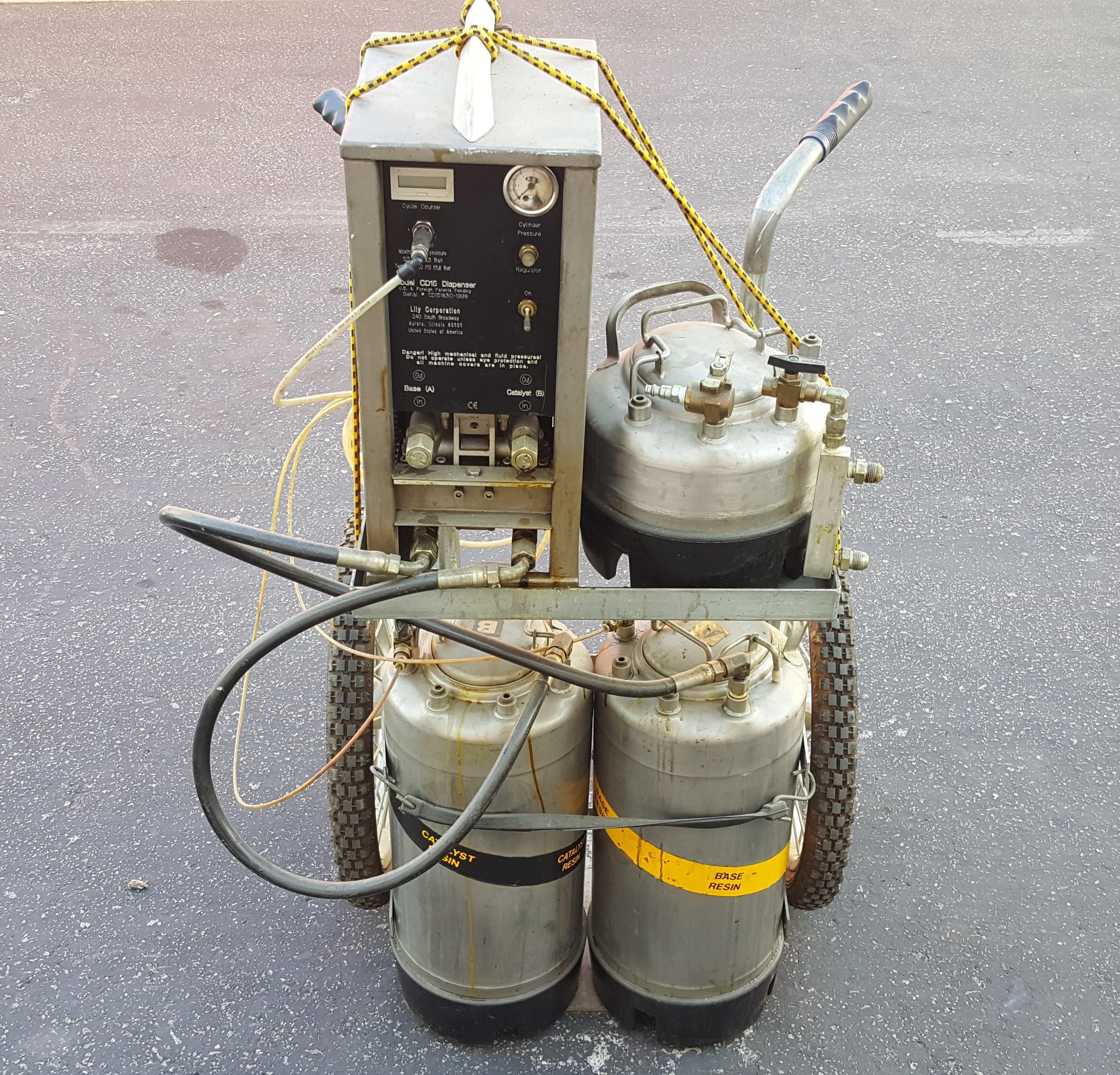 Lilycorp Model CD15 Epoxy Injector