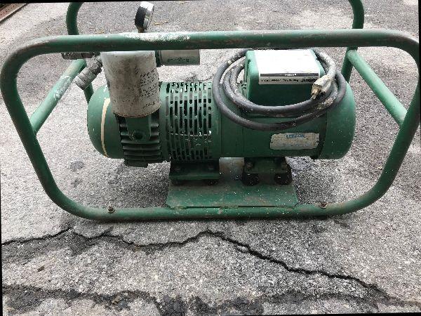 Bullard EDP-16TE Ambient Air Pump