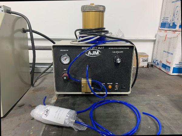 AJM MJ7 Micro Blast System