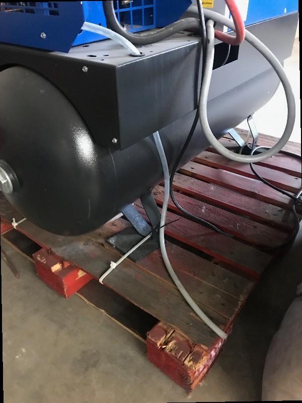 2017 Quincy QGS-5 Rotary Screw Compressor