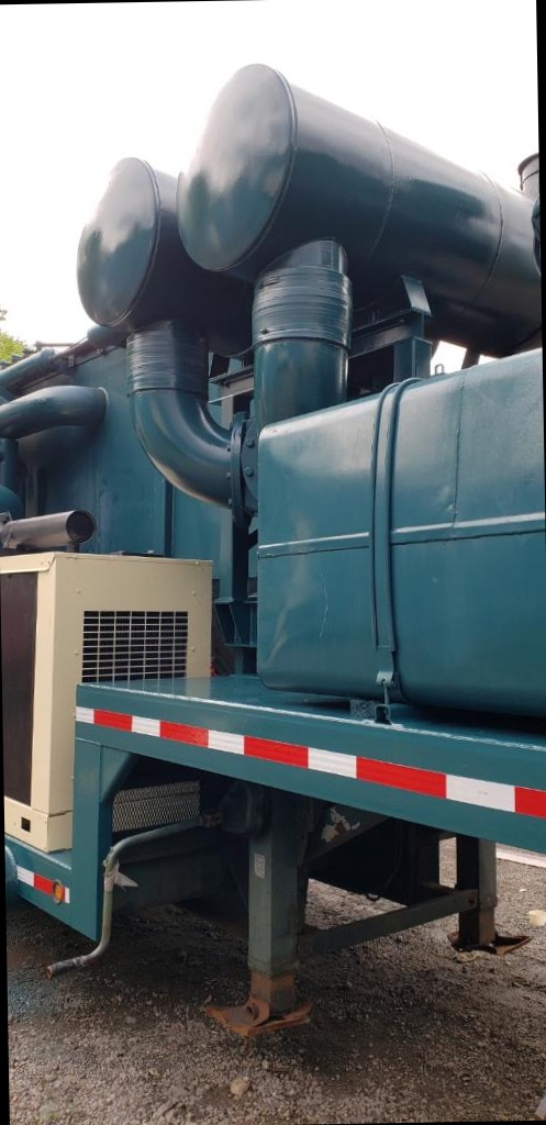 ARS STEEL GRIT BLASTING AND RECYCLING UNIT