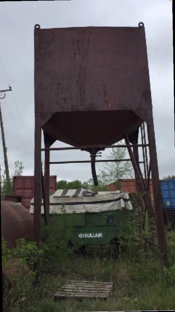 32 ton Schmidt hopper