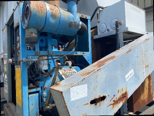 Dust Collector  20,000 CFM