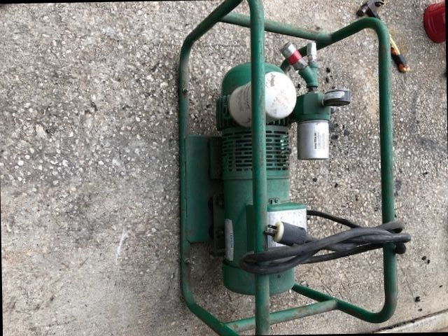 Bullard EDP16TE Free-Air Pump