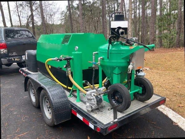 2019 MMLJ  DB500 Dustless Blaster