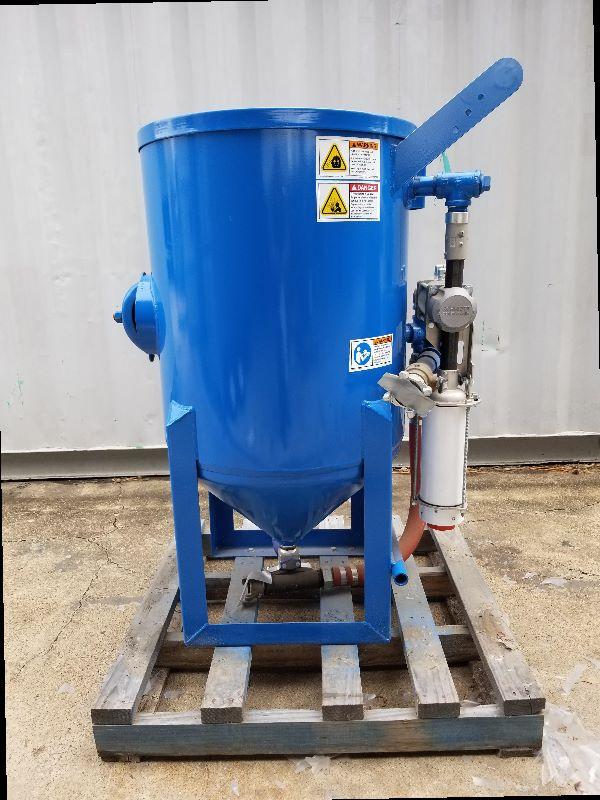 (NEW) 6.5 CUFT Schmidt Blast pot