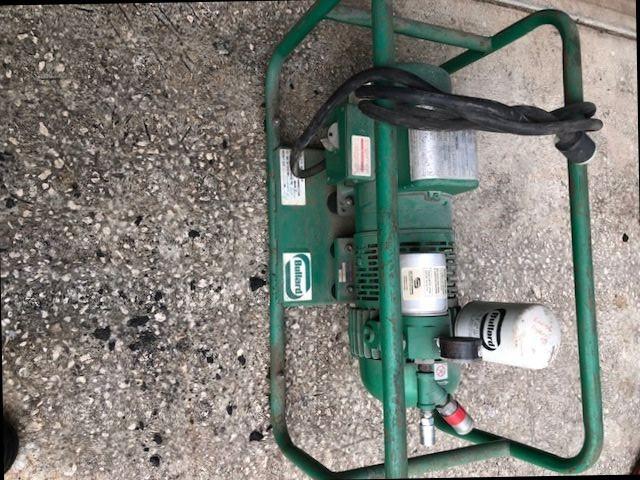 Bullard EDP16TE Free-Air Pump