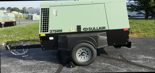 2020 Sullair Certified Reman 375HHAF