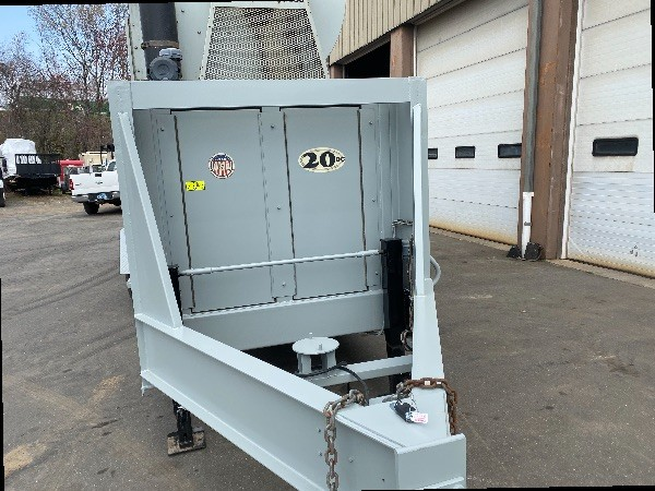Dust Collector 20,000 CFM Diesel