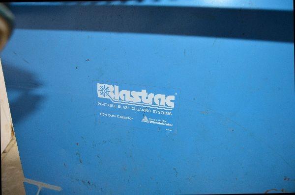 Blastrac 1-10D