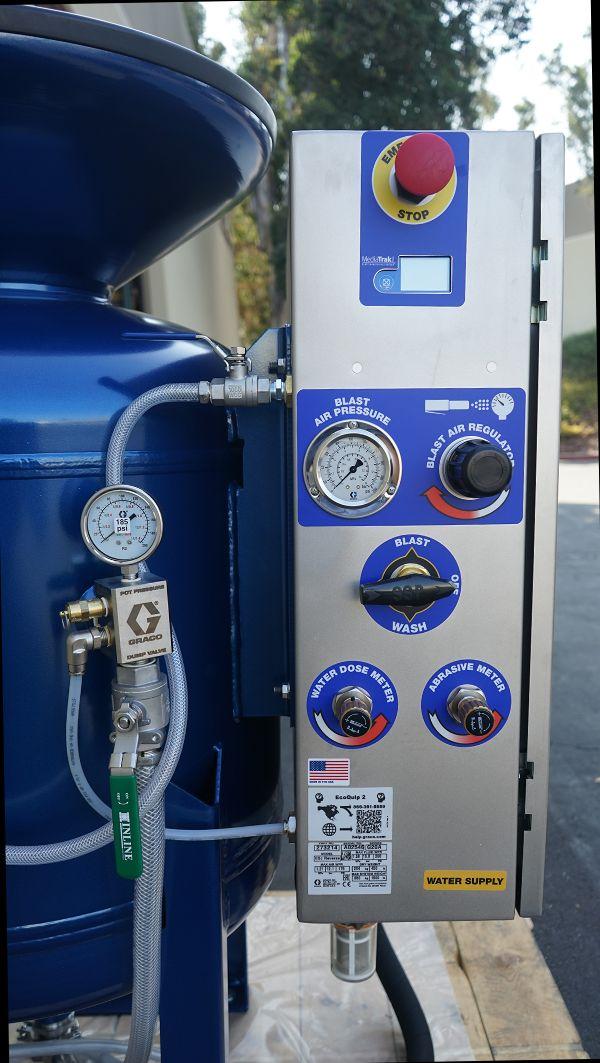 Graco EcoQuip EQc Blaster