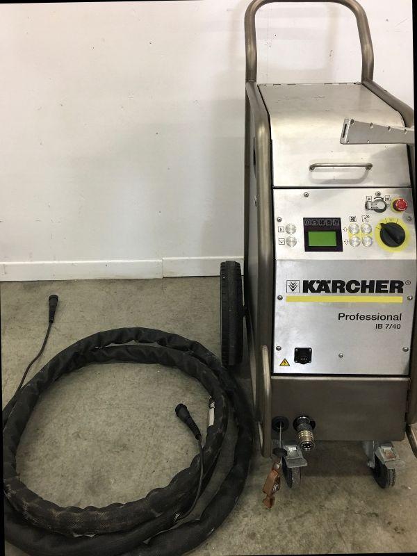 Karcher IB 7/40 Advanced Dry Ice Blaster